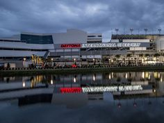 New & improved Daytona International Speedway | Watch a video about this 2 1/2 year project|