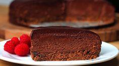 Triple Chocolate Mocha Mousse Cake - Twisted