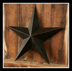 3 Rustic Farmhouse Brown Metal Set Of 12 Texas Lone Star Home Decor