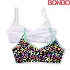 Top's marca Bongo.   ¿Te gustaría encontrar estos diseños a la venta en México?