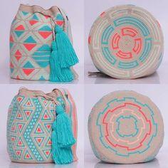 Wayuu Mochila bag #wayuubag #wayuustyle #wayuutribe