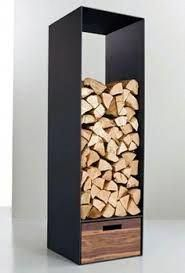 indoor firewood storage ideas - Google Search #shedideas