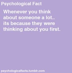 Tell If Someone Is Thinking How About You To