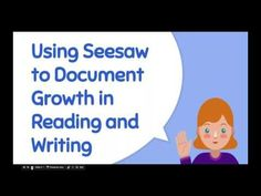 Join kindergarten teacher Cindy Vance and second grade teacher Sue Holt as they share how they incorporate Seesaw during independent and. Technology Lessons, Computer Lessons, Computer Lab, Technology Integration, First Year Teaching, Teaching Ideas, Creative Teaching, Seesaw App, Apps For Teachers
