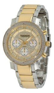 Akribos XXIV Women's AKR440YG Diamond Accented Chrongraph Watch. http://todaydeals.me/viewdetail.php?asin=B006OJLJGU