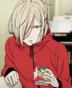 Yurio missing the juicebox out of rage makes me snicker a bit every time