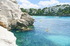 Menorca www. Menorca, Travel Memories, Beautiful Places, Spaces, Water, Holiday, Outdoor, Water Water, Aqua