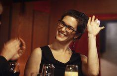 Een blije winnares van de Virtuele Assistent van het jaar award 2012: Céline Vroman (B)