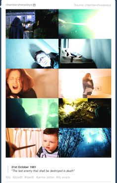 There were a lot of gif sets.   Tumblr Remembers Lily And James Potter, 32 Years On