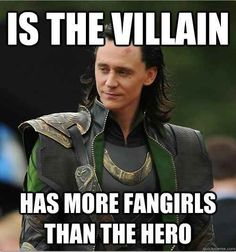 Oh yes. He may have failed to conquer Midgard, but he conquered the fangirls instead | Reasons Why Loki Is The God Of Your Dreams