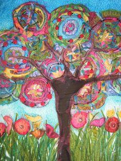 Tree of Life by Michelle Mischkulinig