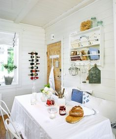 Oslo Cottage Apartment | Beach House DecoratingBeach House Decorating