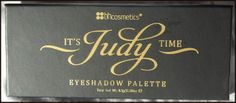 Nina's Bargain Beauty: Its Judys Time Eyeshadow Palette by BH Cosmetics review & Surprise ;) http://ninasbargainbeauty.blogspot.ie/2014/01/its-judys-time-eyeshadow-palette-by-bh.html @Judy  @b h Cosmetics @itsjudyslife