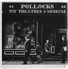 Pollocks Toy Shop in the when it was located in Monmouth Street, Covent Garden, subsequently it moved to Fitzrovia Old Pictures, Old Photos, Toy Theatre, Best Of British, Tourist Sites, Love Days, Stage Set, Old London, English Style