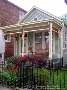 Small Porch Designs Can Have Mive Eal