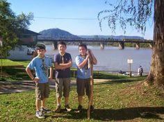 Grupo Escoteiro Iguaçu 43º SC Porto União: Atividade de Fotografia da Patrulha Falcão
