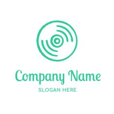 DesignEvo's music logo generator has stunning music logo designs for various music industries. Make a free music logo that resonates with your audiences easily! Custom Logo Design, Custom Logos, Online Logo, Music Logo, Free Logo, Logo Maker, Company Names, Slogan, Green