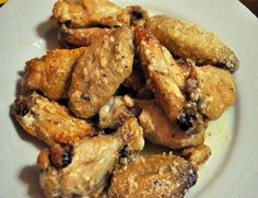 Baked Parmesan Garlic Wings | Tasty Kitchen: A Happy Recipe Community!