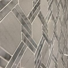 Detailed stone mosaic designs...