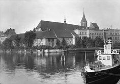 Кёнигсберг. Кафедральный собор.