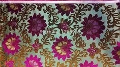 Compare Prices on Green Brocade Fabric- Online Shopping/Buy Low ...