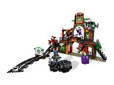 Lego DC COMICS Super Heroes (Batman, Robin, Harley Quinn, Joker & Riddler)...