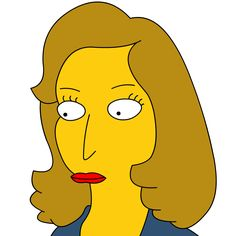 Scully on The Simpson's