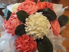 Different bouquets with different flavors