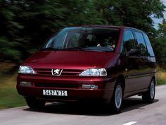 Peugeot 806 (1998–2002)