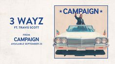 Brand New 2016 Ty Dolla $ign - 3 Wayz ft. Travis Scott [Audio]