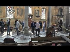 Egypt: Mass bombings targeting Christians on Palm Sunday https://youtube.com/watch?v=ms4XIAA-YbM #dwv #disabledwarvet #eygypt #christians #palmsunday