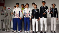 South Korean olympic uniform designed to protect against the zika virus