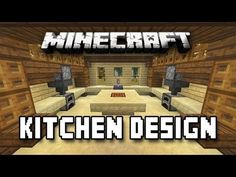 Minecraft Tutorial: How To Build A House Part 6 (Awesome Interior Design) - YouTube