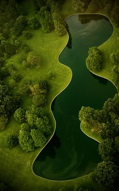 ♂ Green Pond green earth by ~spikergirl