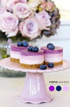 Wedding Philippines - 24 Delicious Mini Cheesecake Ideas for Your Wedding Buffet Bar Display (24)