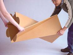 Stehtisch TWIST Onlineshop von Stange Design Paper Shopping Bag, Magazine Rack, Storage, Furniture, Design, Home Decor, Natural Brown, Cardboard Paper, Lawn And Garden