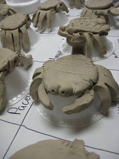 Clay Texture Bugs