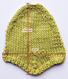Ristiin rastiin: Bambumyssy vastasyntyneelle, ohje Baby Knitting Patterns, Knitting Stitches, Ravelry, Knitted Hats, Baby Things, Embroidery, Crochet, Preemies, Knitting Patterns