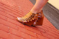 Shoedazzle Rozan on the blog today! BlushandBacon.com