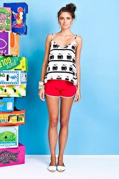 Coconuts, Cami, Tankini, Chips, Spring, Swimwear, Collection, Fashion, Moda