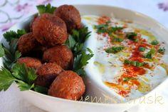 yemek bir aşk: falafel