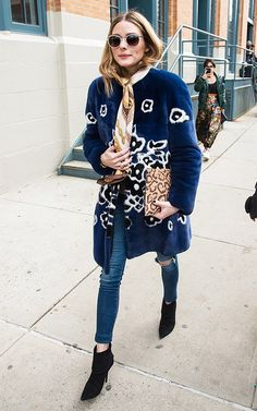 The Only Olivia Palermo Fashion Month Outfits You Need to See via @WhoWhatWearUK