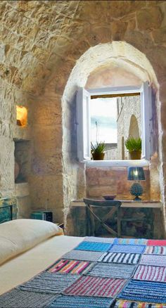 Masseria Cervarolo hotel - Puglia, Italy. From the original 16th-century architecture to its 80 Puglian wines and traditional cooking and dance classes, Masseria Cervarolo – just outside Ostuni, the 'White City' – takes its local roots seriously.