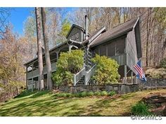 SFR, 2 Story w/basement,Log - Canton, NC - Property - LandAndFarm.com - Land for Sale