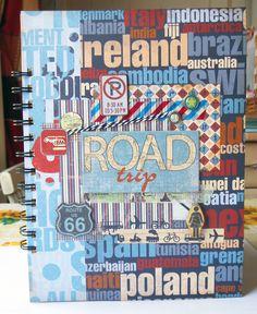 Travel Book - Scrapbook.com