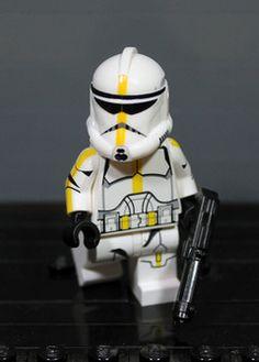 Clone Army Customs | Recon 327th Trooper