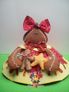 25 Gingerbread Man, Gingerbread Cookies, Christmas Crafts, Xmas, Foam Crafts, Doll Accessories, Desserts, Fun, Ginger Bread