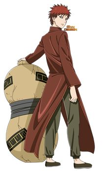 Chinese Clothing Gaara of the Sand by iEnniDESIGN