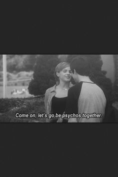 The Perks of Being a Wallflower // Logan Lerman // Emma Watson // #film #quote