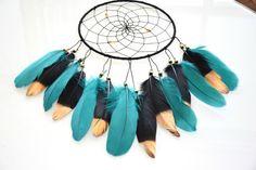 Wall Hanging Dream Catcher Native American by DreamCatchersByTasha
